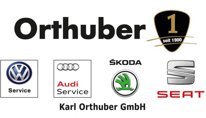 Orthuber logo alle Marken